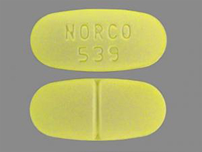 Norco 10/325mg