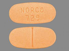 Norco 7.5/325mg