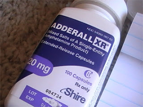 Adderall XR 20mg
