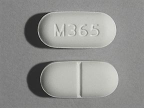 Hydrocodone 2.5/500mg