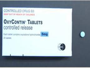 Oxycontin OC 5mg