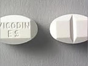 Vicodin 5/500mg