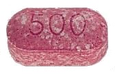 Lortab ASA 500mg