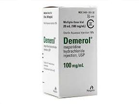 Demerol 100mg